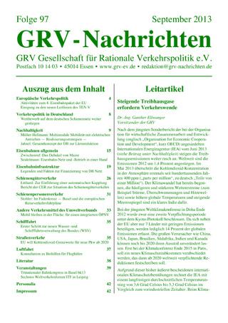 Titelblatt GRVN 97