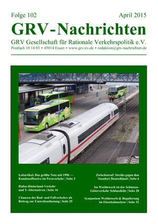 Titelblatt GRVN 102