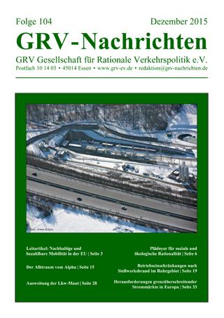 Titelblatt GRVN 104