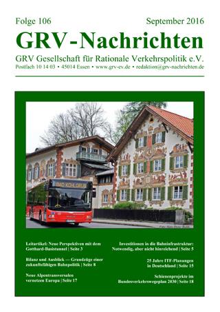 Titelblatt GRVN 106
