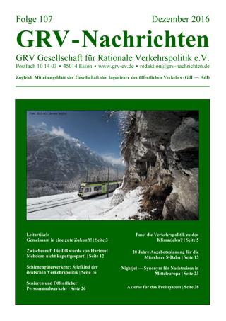 Titelblatt GRVN 107