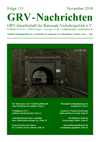 Titelblatt GRVN 113