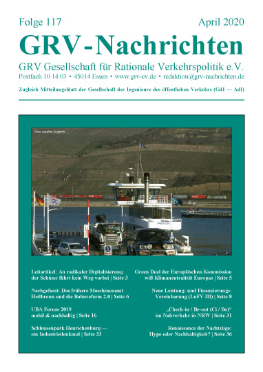 Titelblatt GRVN 117