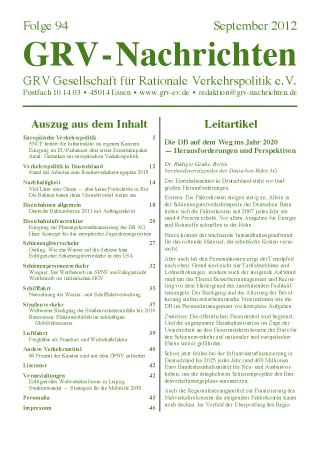 Titelblatt Folge 94